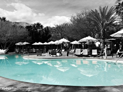 Palm Springs Reflections