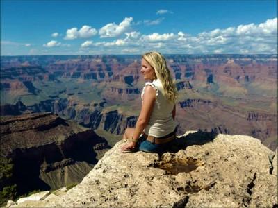 Martha living life on the edge