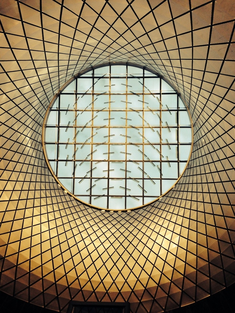 MTA Fulton Street Dome by carmine9592 - Metro Stations Photo Contest