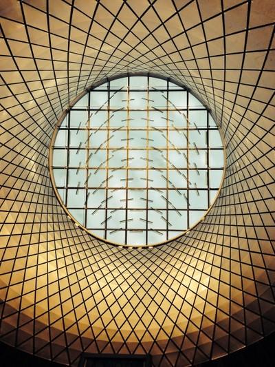 MTA Fulton Street Dome