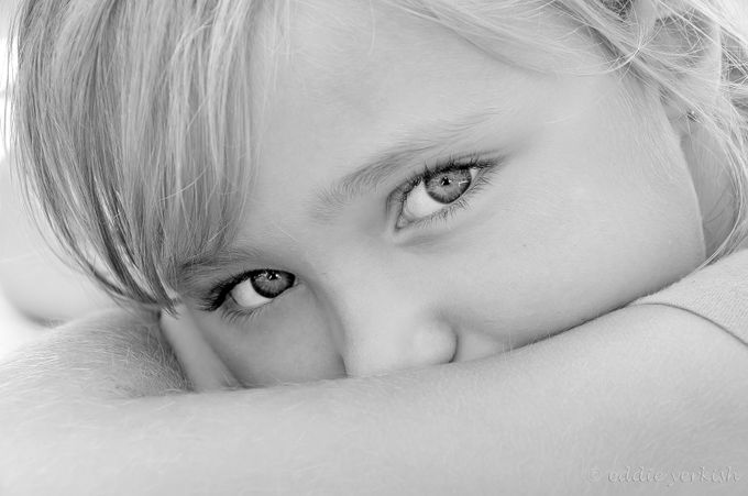 The Eyes Of A Child by Eddie_Yerkish - Youngsters Photo Contest