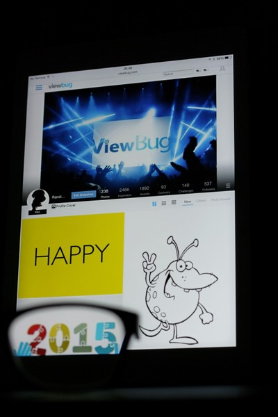 Happy ViewBug 2015!