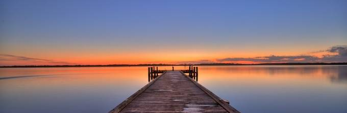 Military Jetty by capeyork - Foto Digital Volume 3 Photo Contest