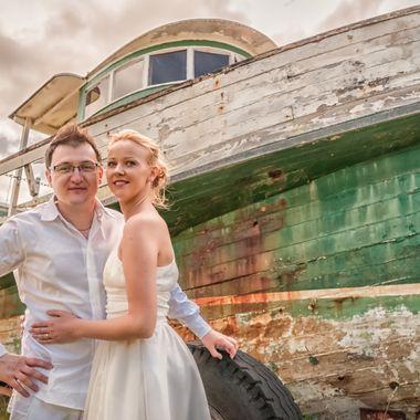 Tairua - Wedding Couple