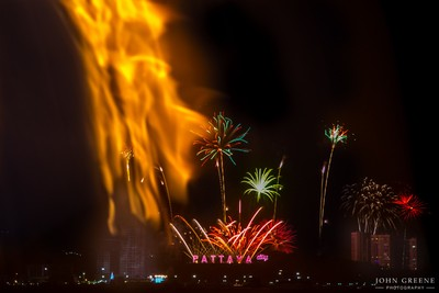 Pattaya On Fire!