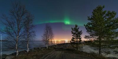 Independence auroras