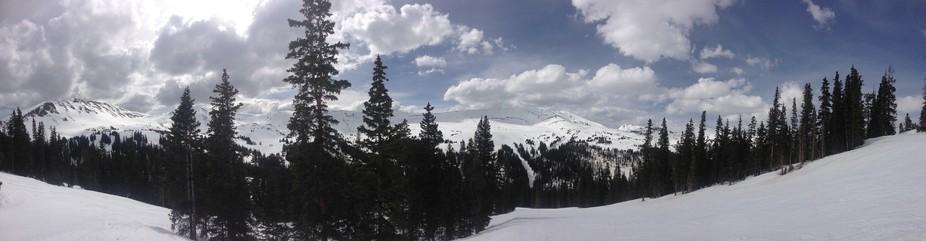 Skiers Sights