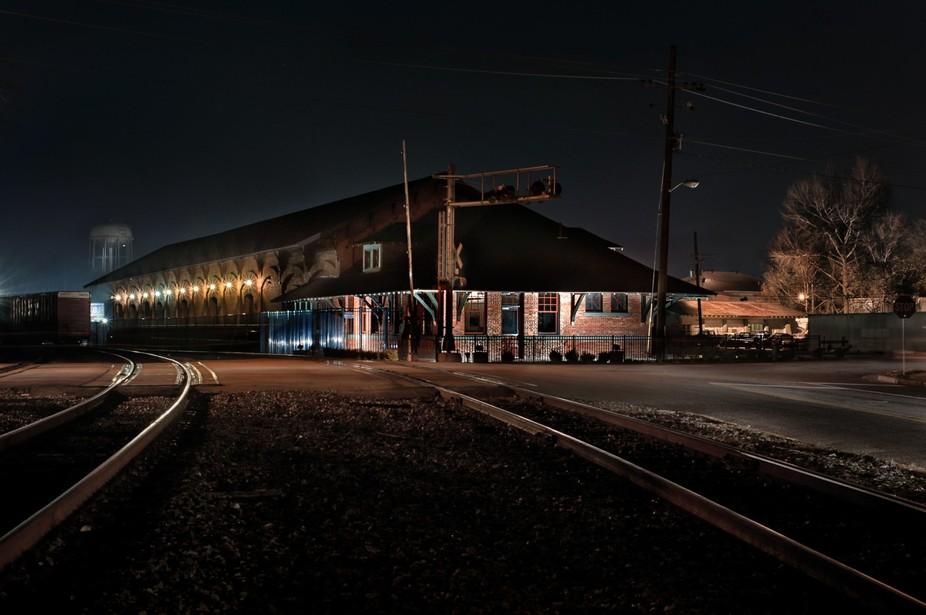 Depot. Carrollton, Ga.