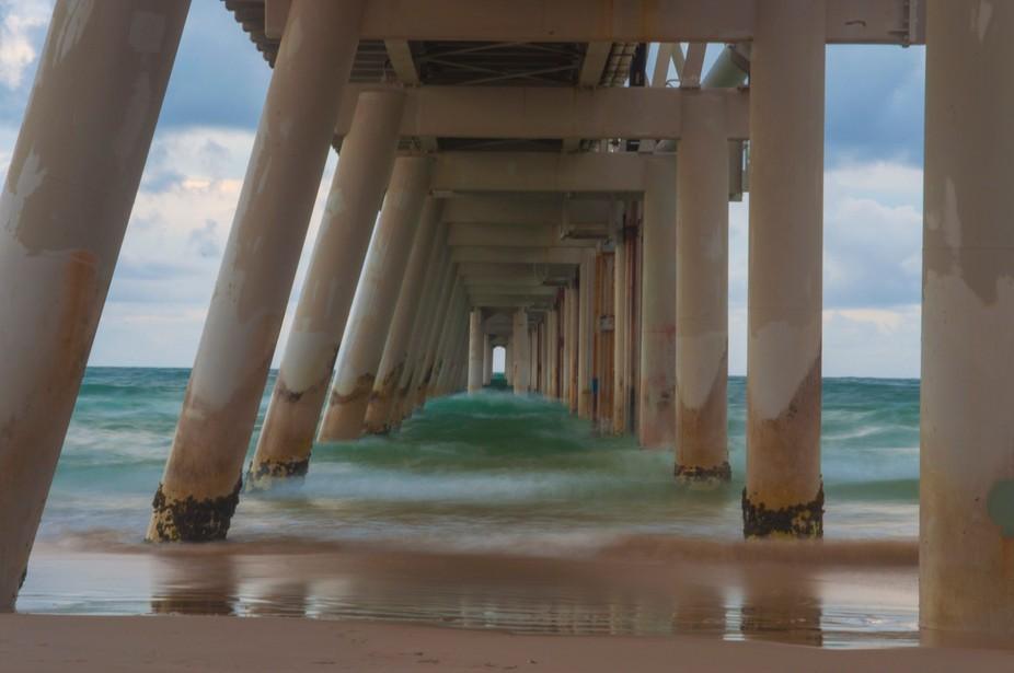 The Spit Pier