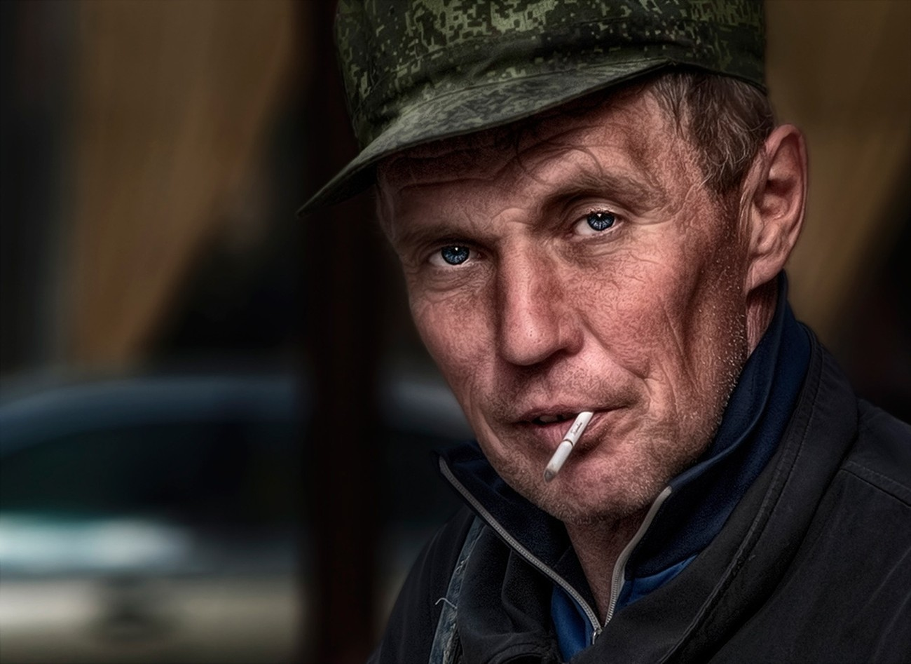 47+ Jaw Dropping Portraits Of Men You Cannot Miss