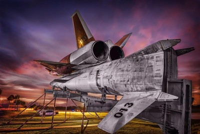 The Air Force Space & Missile Museum