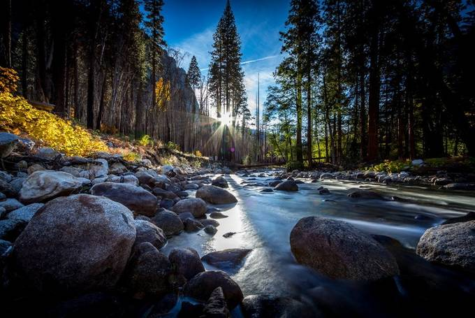 Kings Canyon National Park by DrawsWithLight - Image of the Year Photo Contest by Snapfish