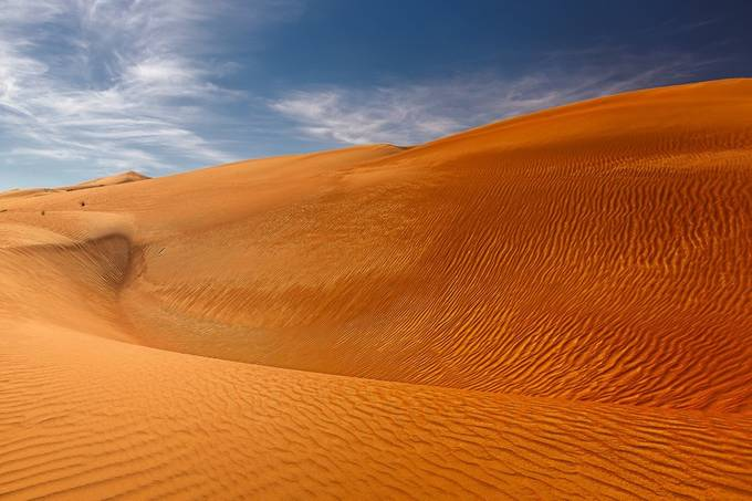 the untouched Dune by Joerg - The Tourist Photo Contest