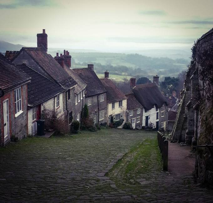 Shaftesbury, Dorset by kasi3ka - My City Photo Contest