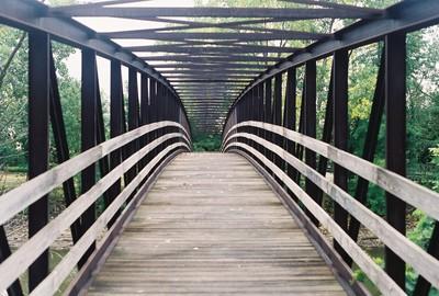 Pedestrian Bridge-1