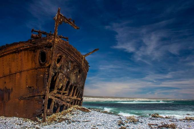 Shipwreck 4x4 trail, South Africa by Simonstravels - The Tourist Photo Contest
