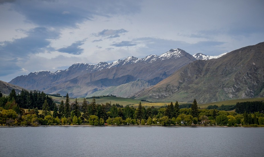 New-Zealand  South Island