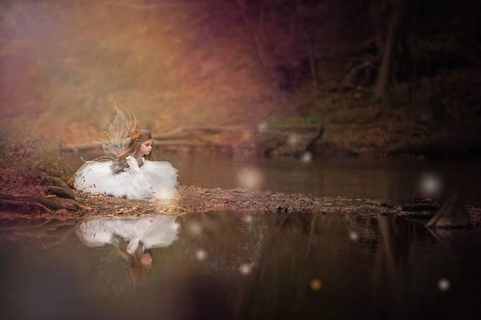 Autumn Fairy by AshleyGoverman - A Fantasy World Photo Contest