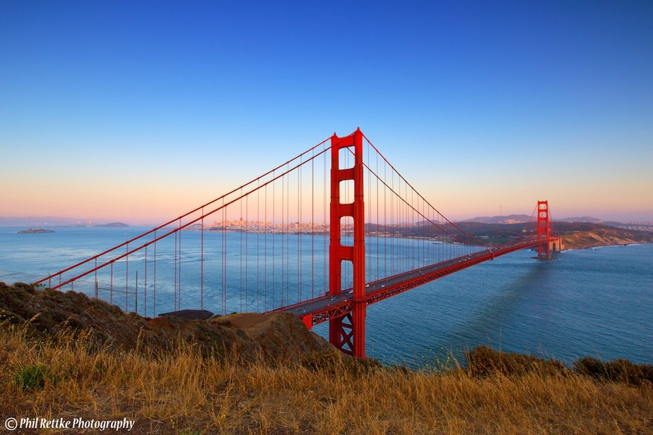 The Golden Gate Bridge was a must see for us while in San Francisco. We stayed here for a few hou...