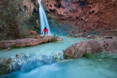Dreams at Havasu Falls