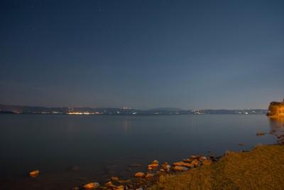 Nightscape Castiglione del Lago