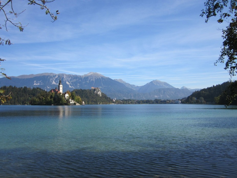 Lake Bled Via iphone 4