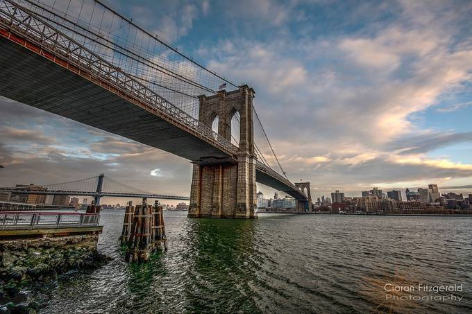 Brooklyn Bridge by ciaranfitzgerald - Around the World Photo Contest By Discovery
