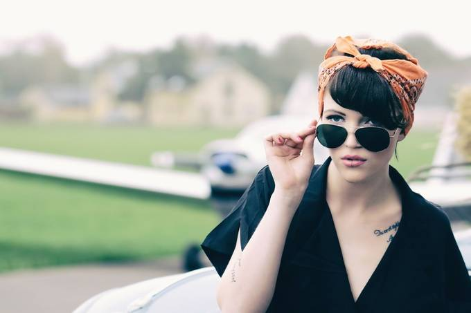 Classic Aviator style by SecaBlue - Sunglasses Photo Contest