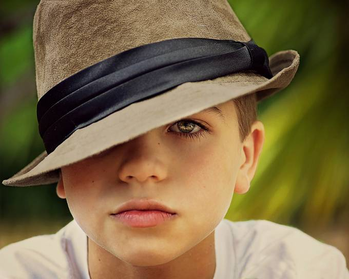gangster by Child_Expressions - Environmental Portraits Photo Contest