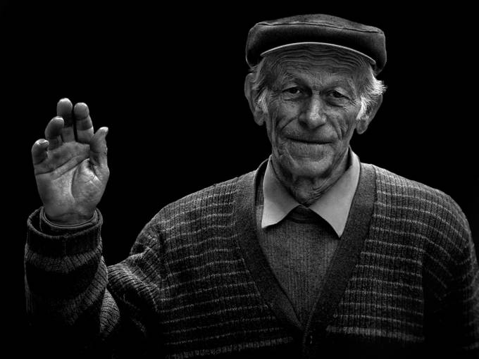 SALUTE by nikosladic - Emerging From Shadows Photo Contest