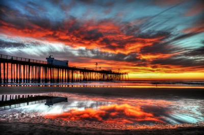 Pismo on Fire