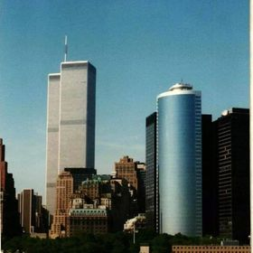 I took this photo when I left NYC for a few years. It was from the Staten Island Ferry in 1997