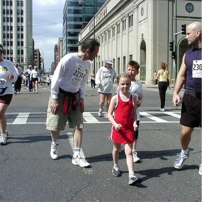 Shamrock Run 2004