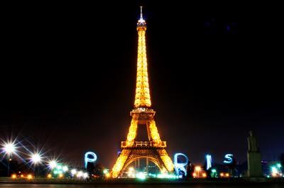 Kisses for Paris