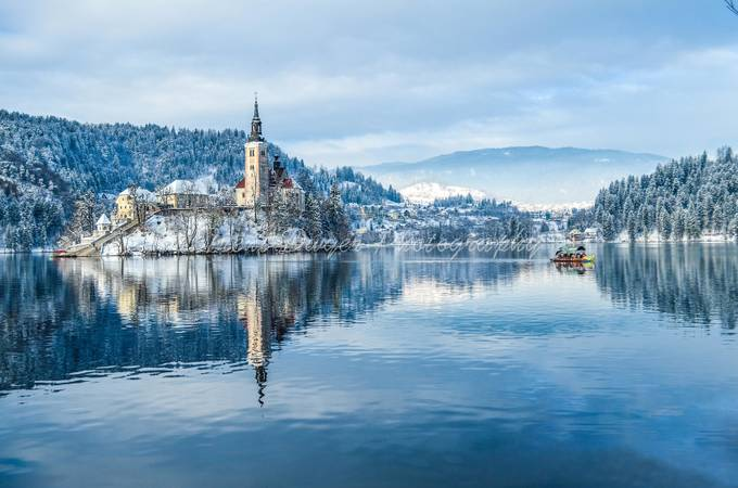 Lake Bled, Slovenia - Landscape by TDwyer06 - Discover Europe Photo Contest