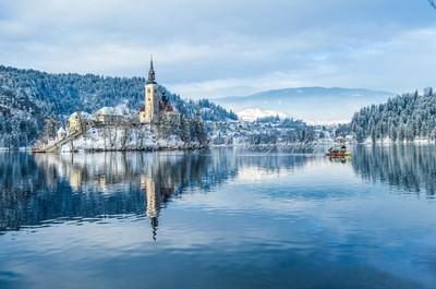 Lake Bled, Slovenia - Landscape