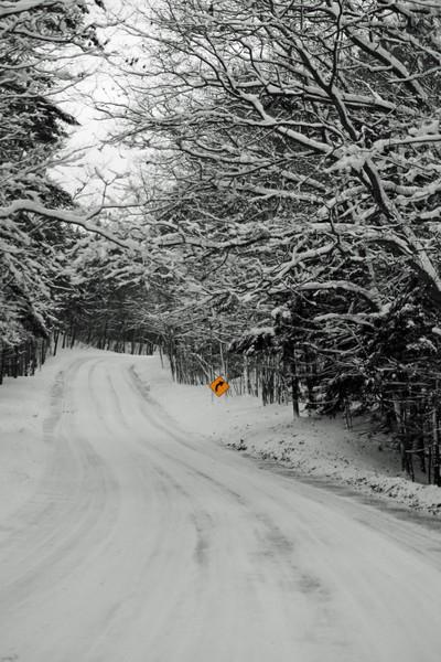 Winter curve