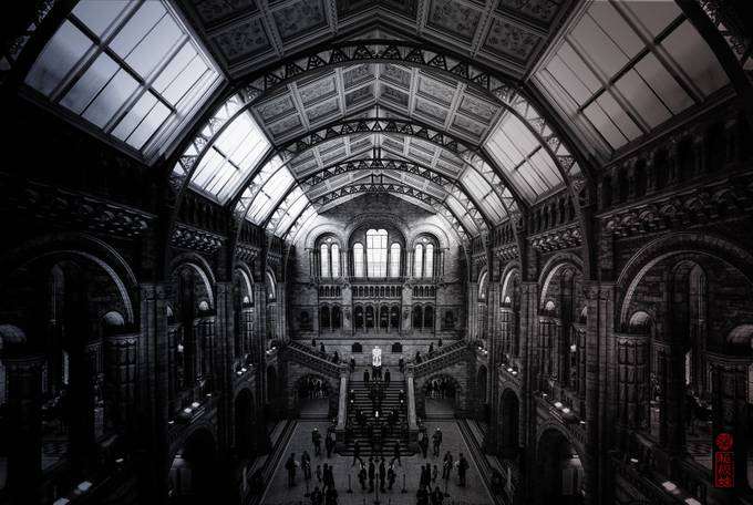 History by carl_doghouse - High Ceilings Photo Contest