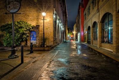 Waddington Alley