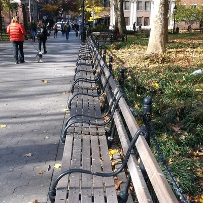 Benches In Waiting