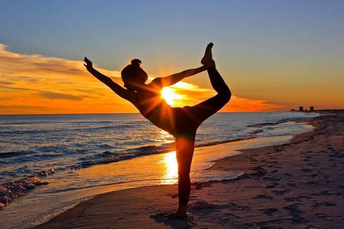 Yoga 1 by jordanmazur - Healthy Lifestyles Photo Contest