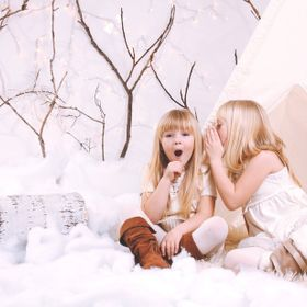 Winter mini session in my studio