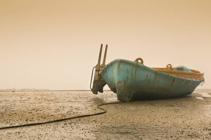 Stranded by RyanWatkinsonPhotography - Ships And Boats Photo Contest