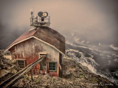 Pt. Reyes Light house