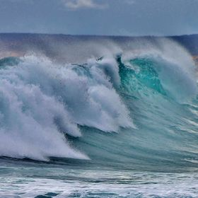 Wave action at Kalbarri 3