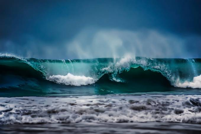 Wave by NickVenton - Foto Digital Volume 3 Photo Contest