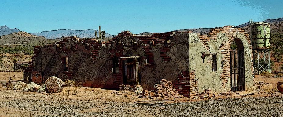 20071021_Adobe Ruins in Goldfield AZ-0049SE03