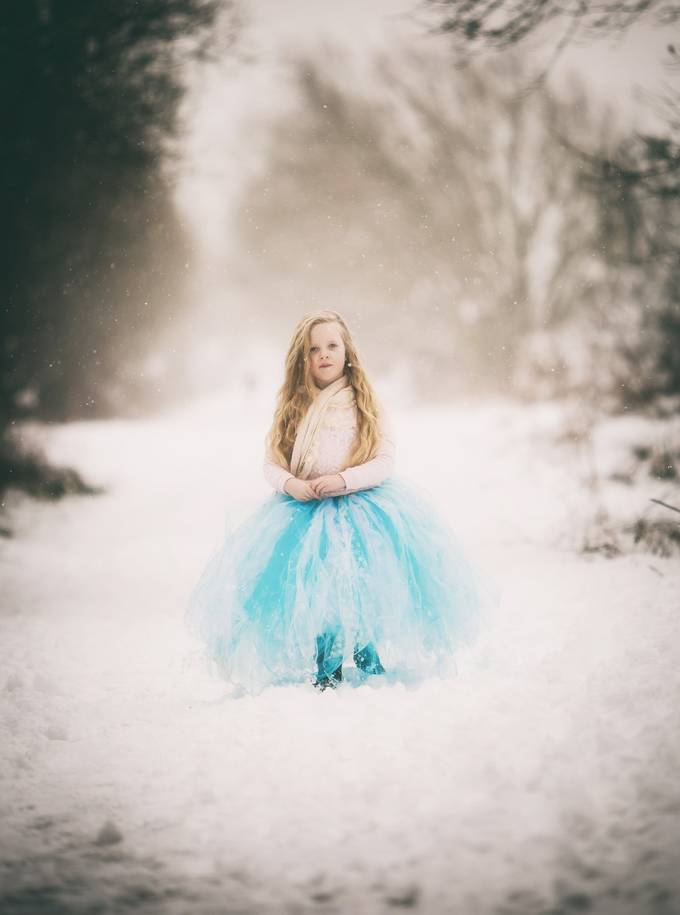 Snow Princess by marktaylor-flynn - Snowflakes Photo Contest