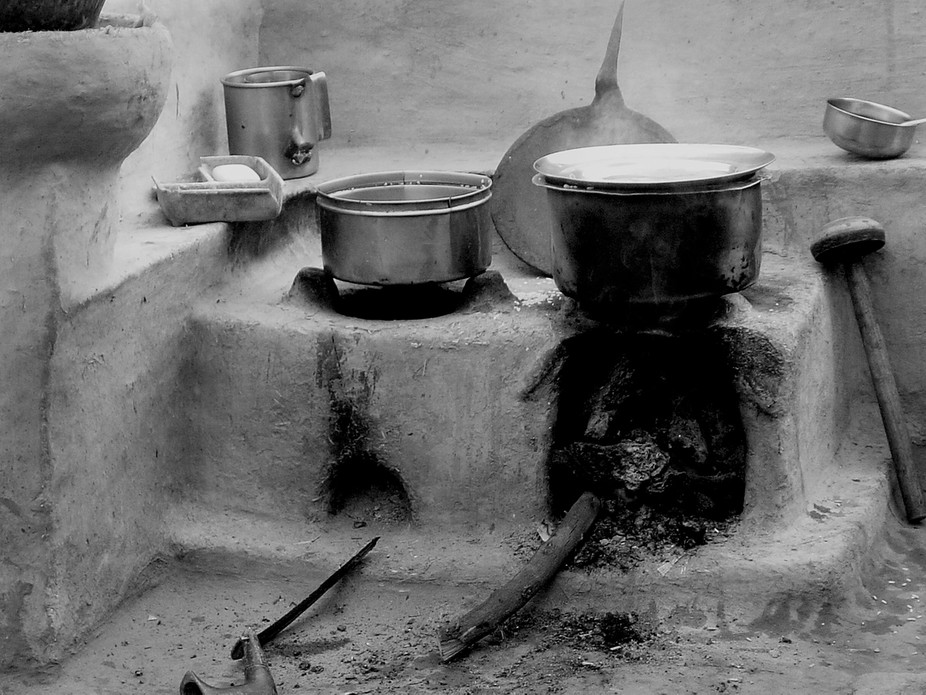 One of my shot of Village cooking style.