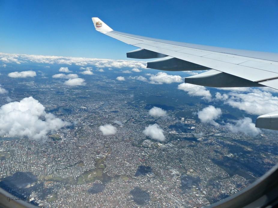 taken from the Etihad flight